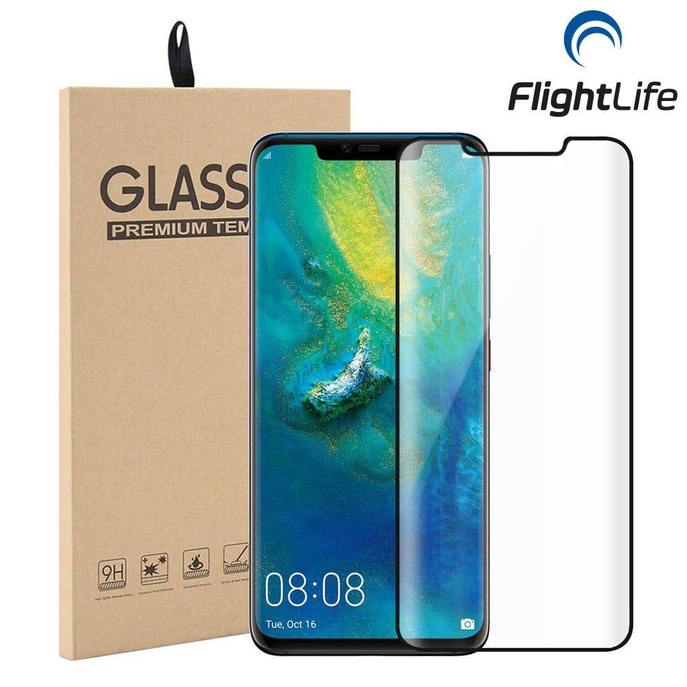 Das Panzerglas von FlightLife schützt dein Smartphone, Tablet oder Smartwatch